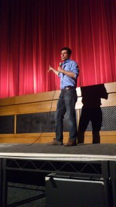 Max Brooks at Prince Charles Cinema