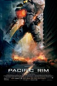 Pacific Rim UK poster