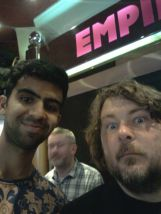 Me with Ben Wheatley