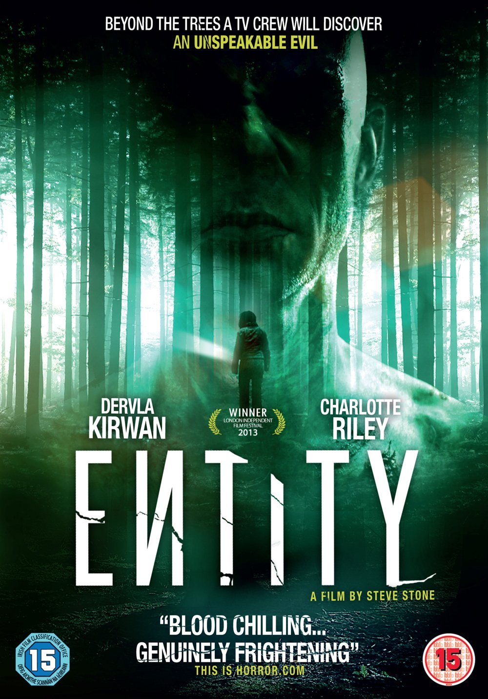 British Horror Festival winning feature film Entity (2012 ...