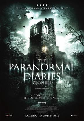 Paranormal diaries Clophill