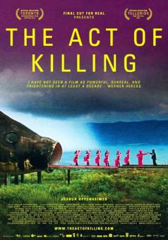 ActOfKilling poster