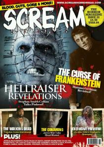 Scream Issue 22