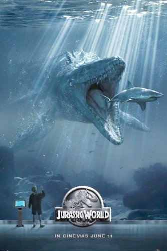 Jurassic World 2015 Review Hmz Film