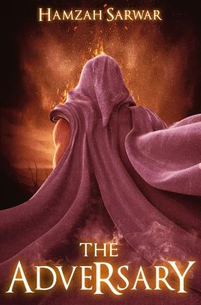 Adversary cover art