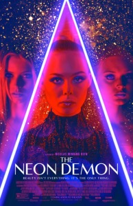 neon demon poster
